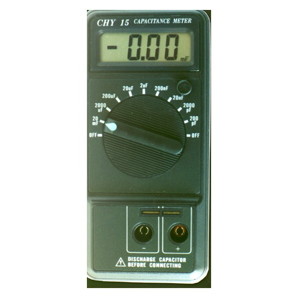 Fluke Capacitor Meter : Clamp meter fluke with capacitance