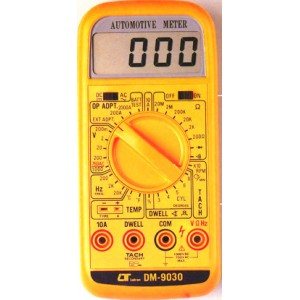 DM-9030 Automotive Meter